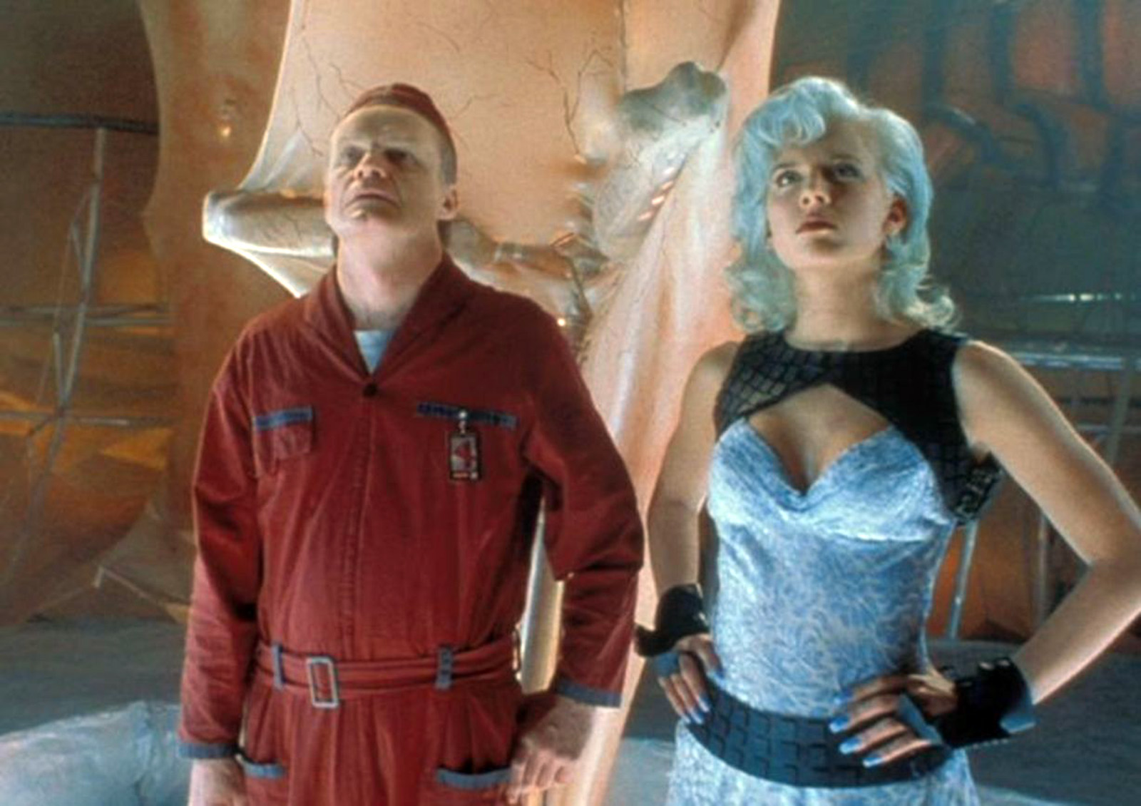 David Berman (actor) Wallpapers lexx eva habermann zev bellringer brian downey stanley h tweedle