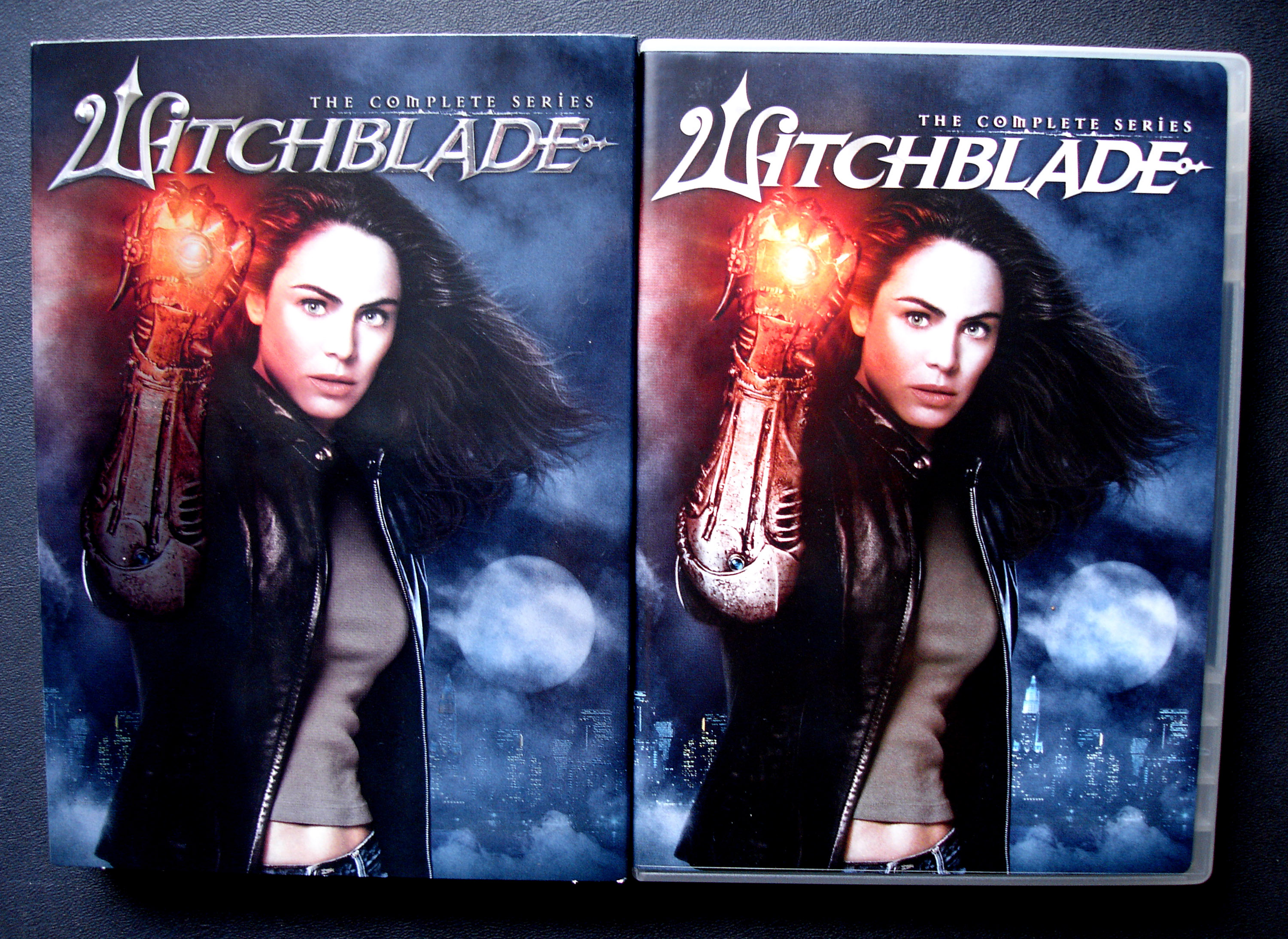 Witchblade Tv Show Complete Dvd Series Yancy Butler Dvdbash