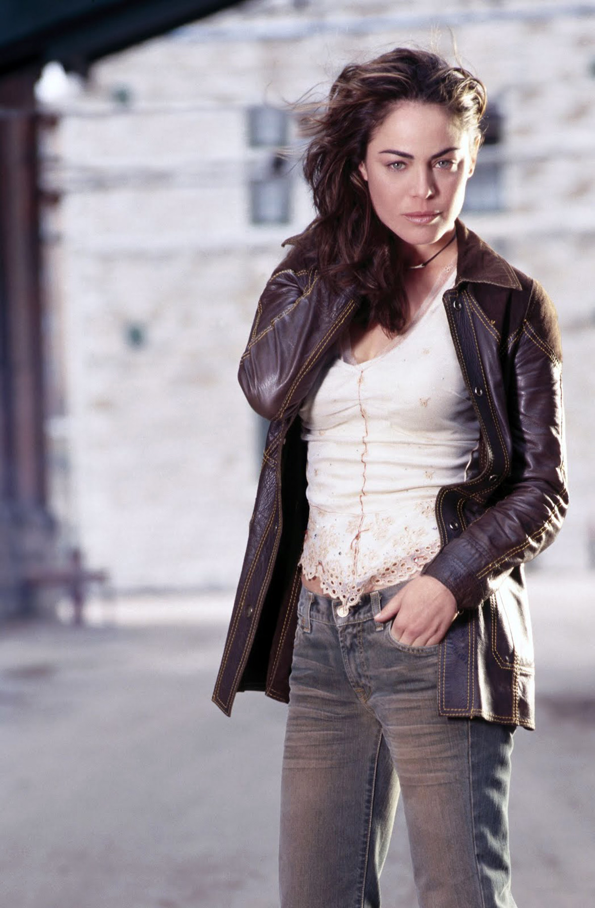 Yancy Butler Witchblade TV show Com...
