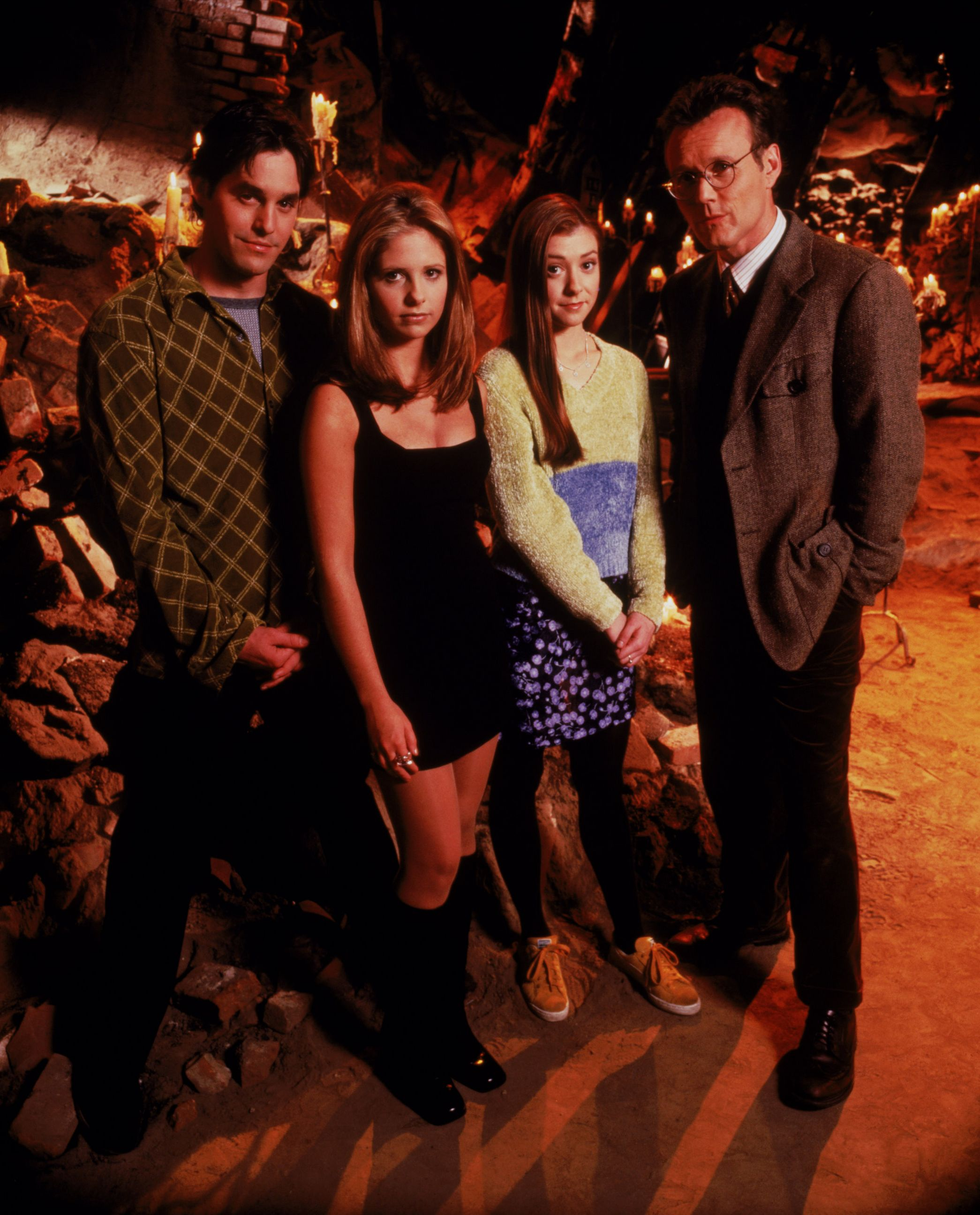 Buffy The Vampire Slayer Characters Season 1