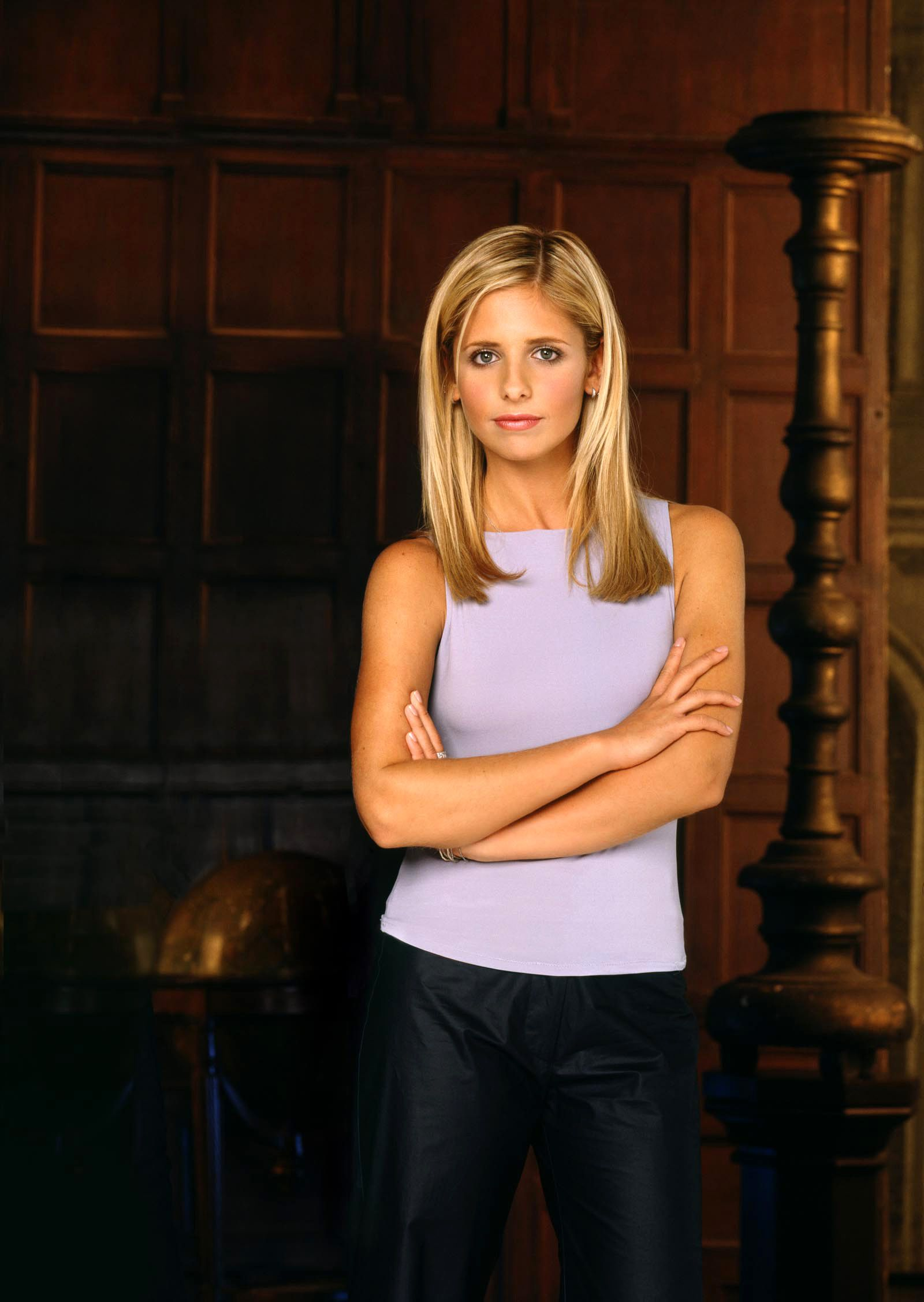 Sarah michelle gellar sexy collection