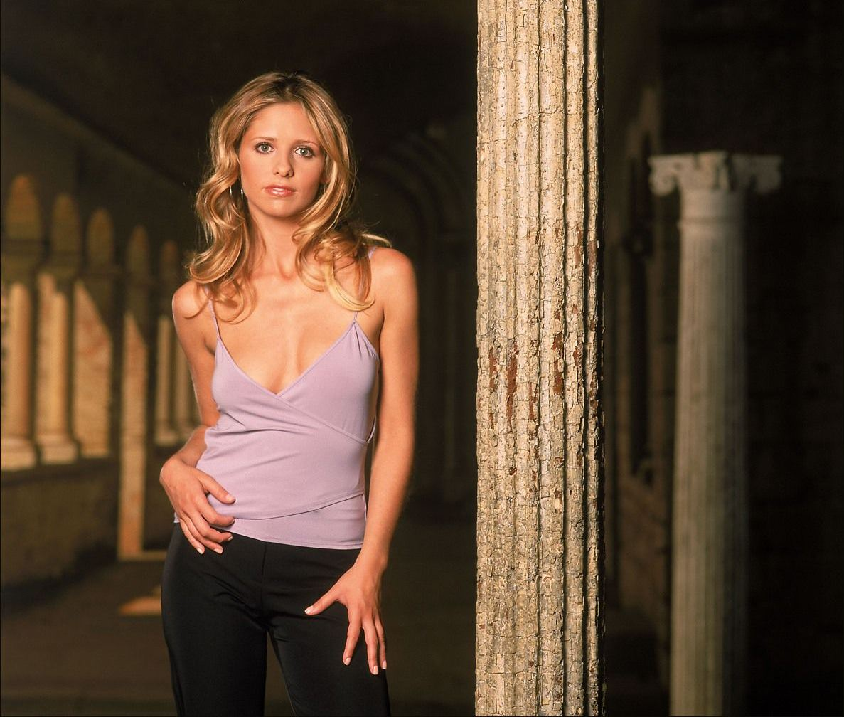 buffy the vampire slayer tv series wallpapers