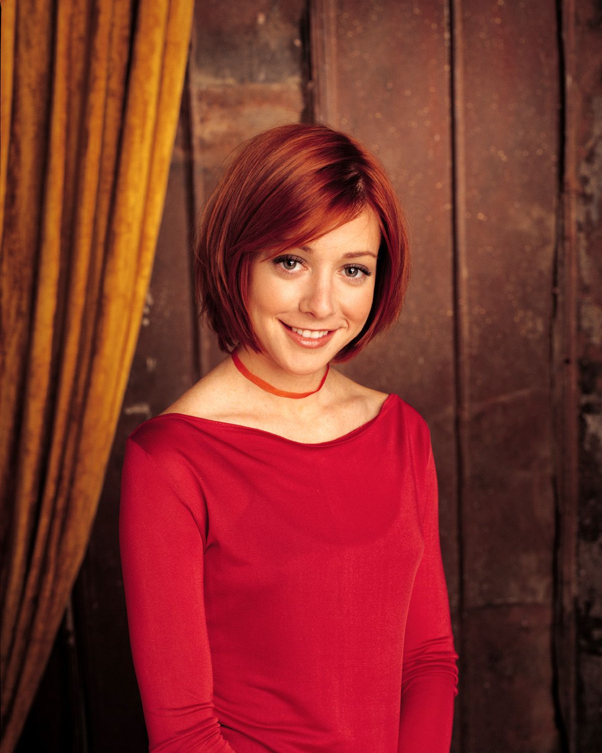 Alyson Hannigan Pokies buffy the vampire slayer, gallery 1/10 | dvdbash
