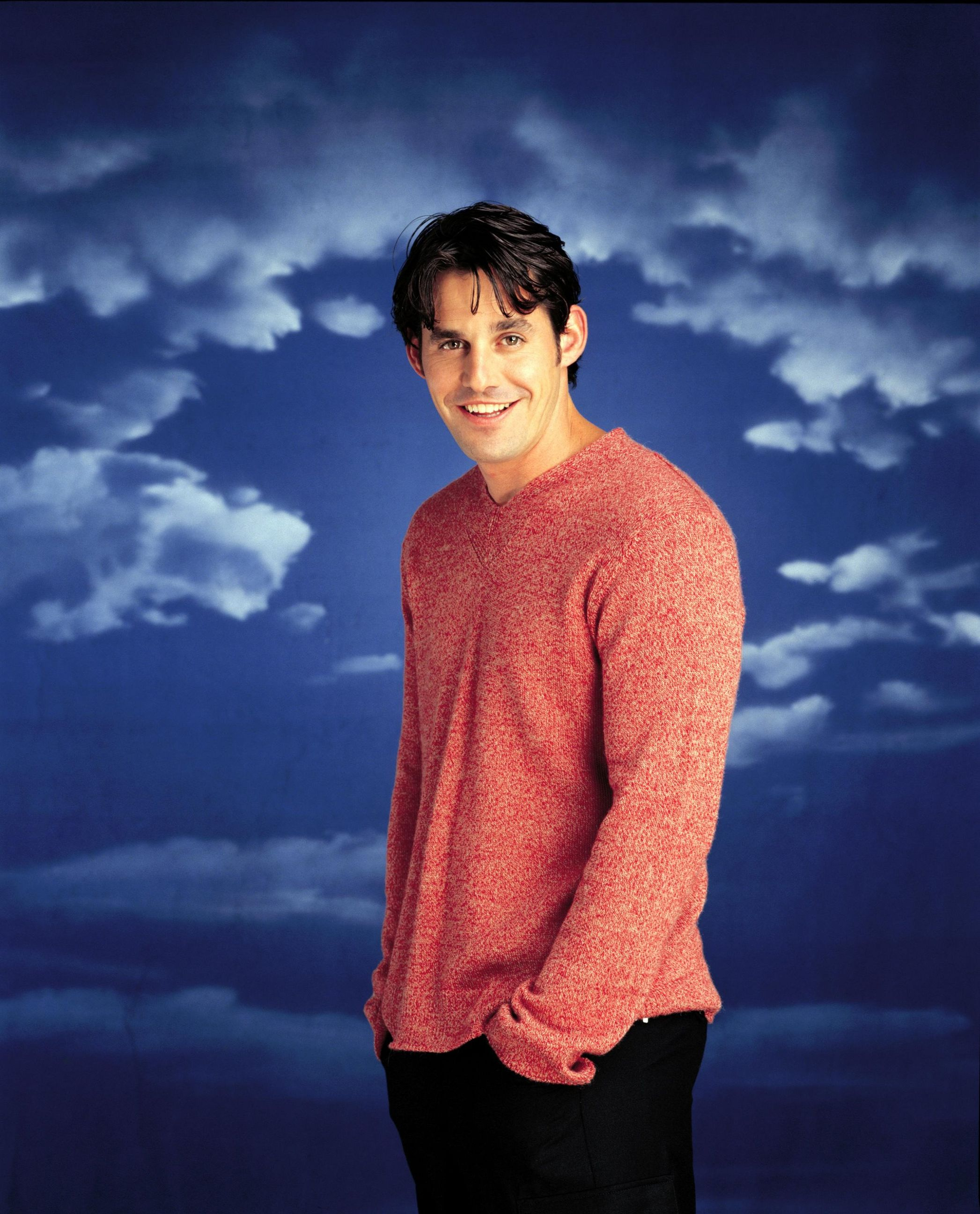 nicholas brendon twin brother