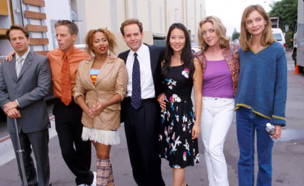 a review of the television series ally mcbeal Here you can download ally mcbeal tv series (season 1, 2, 3) tv show free in avi mp4 mkv and hd quality free latest episodes of the top television series you can download here.