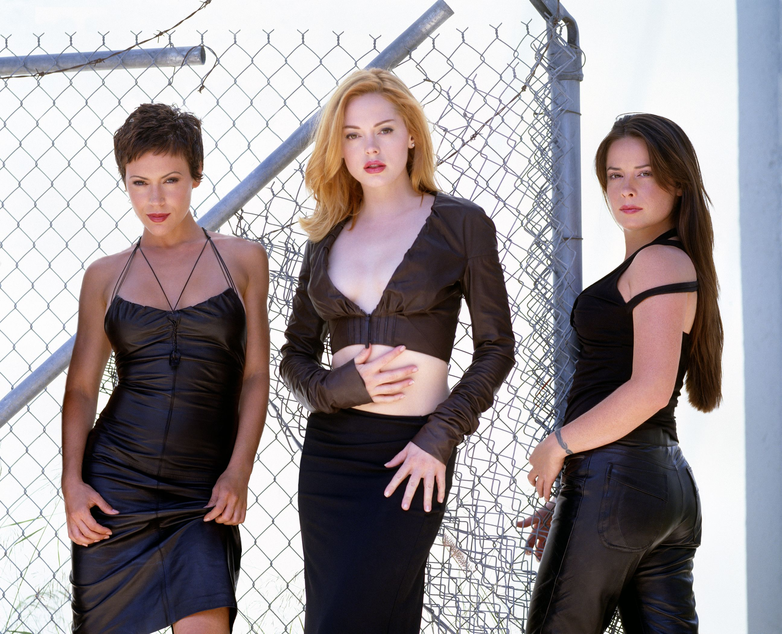 Charmed Halliwell Sisters, The Paige Era  Dvdbash-6967