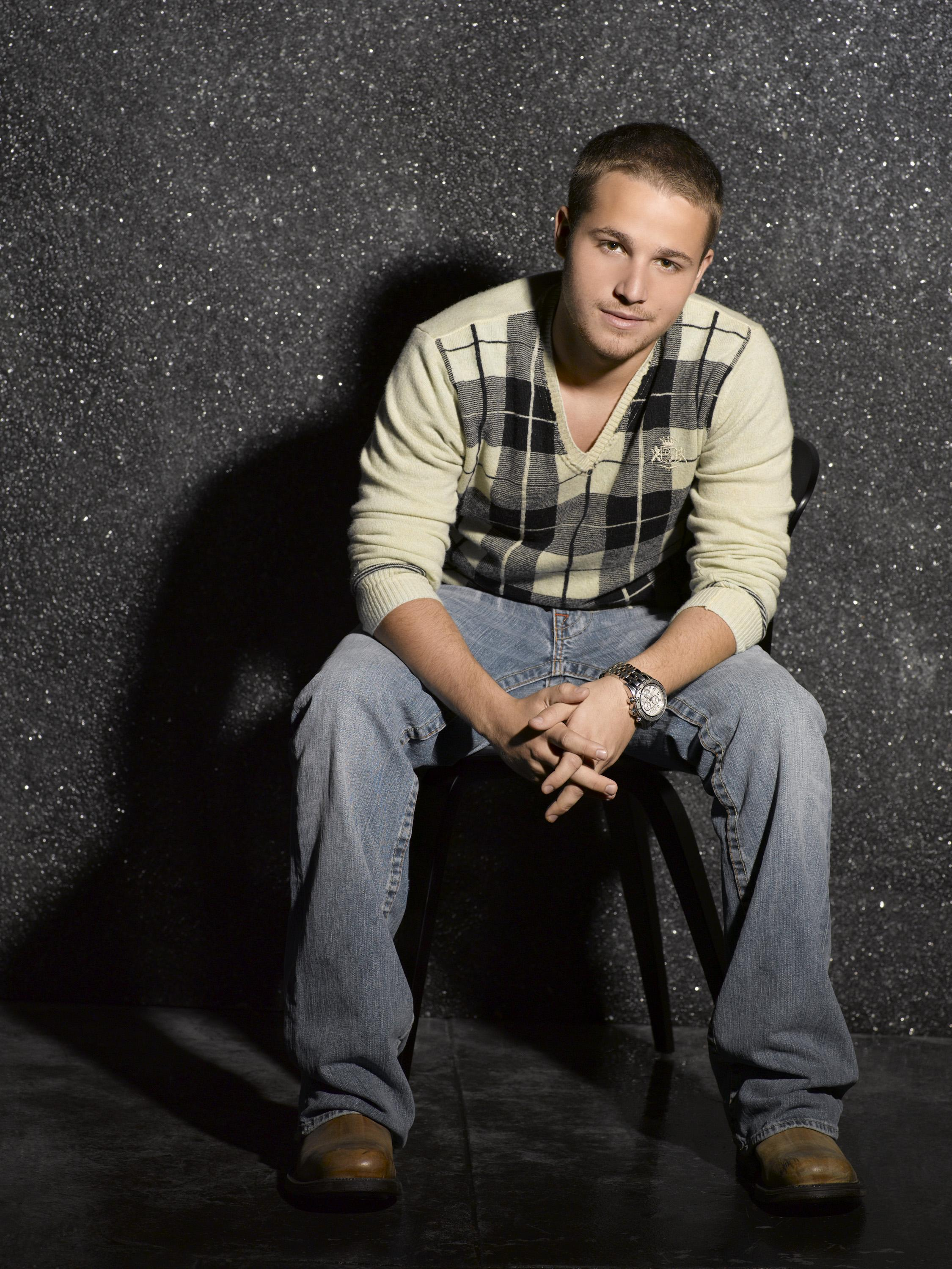 from Nicolas shawn pyfrom desperate housewives gay