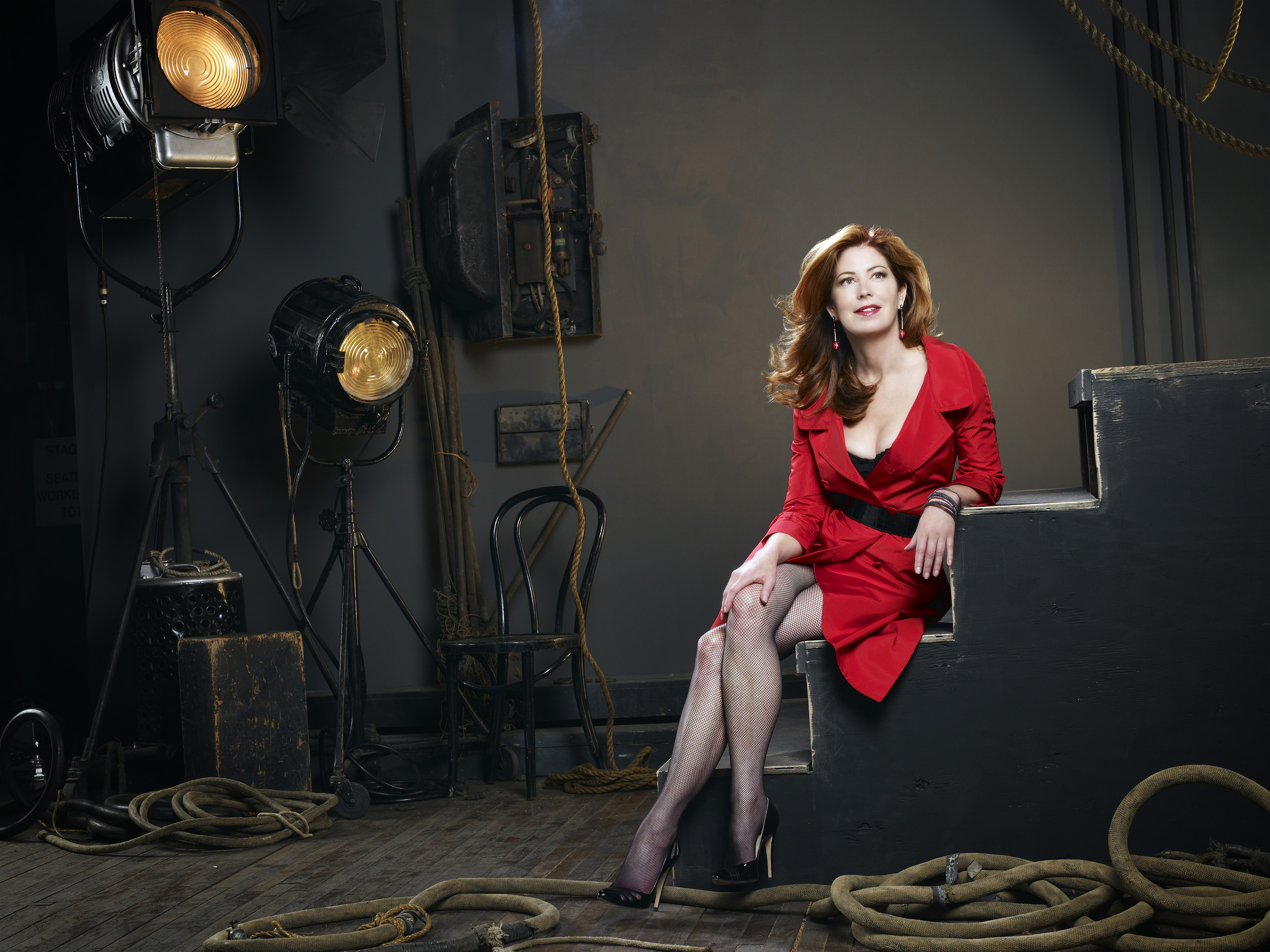 Desperate Housewives, Dana Delany as Katherine Mayfair ...
