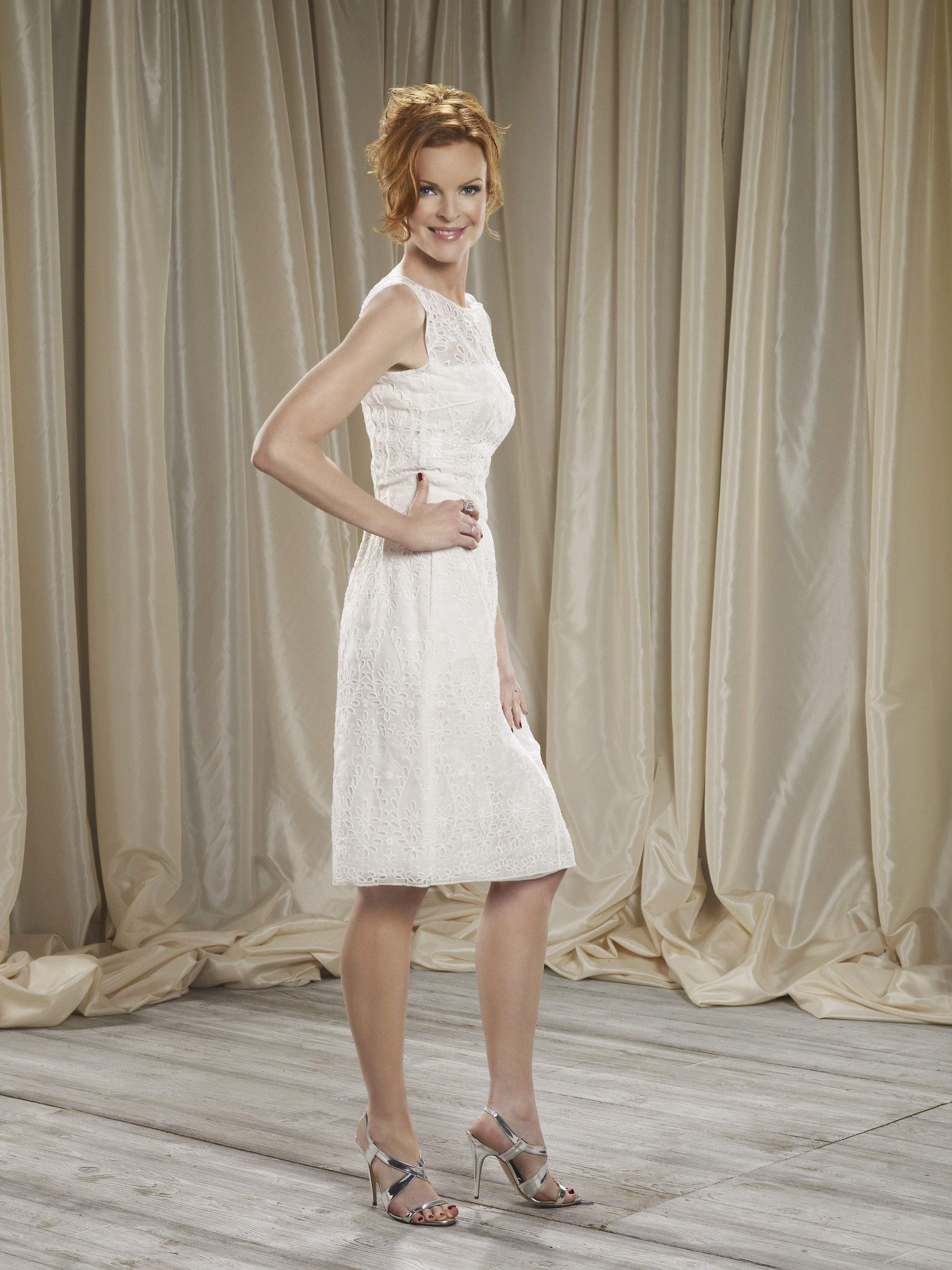 marcia cross young