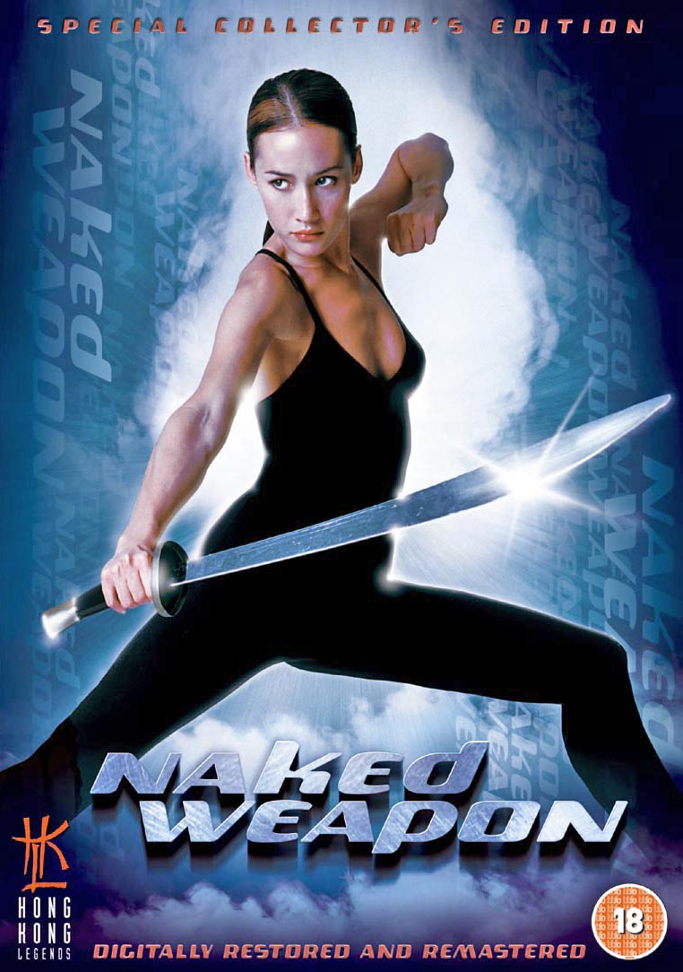Maggie q naked weapon 10