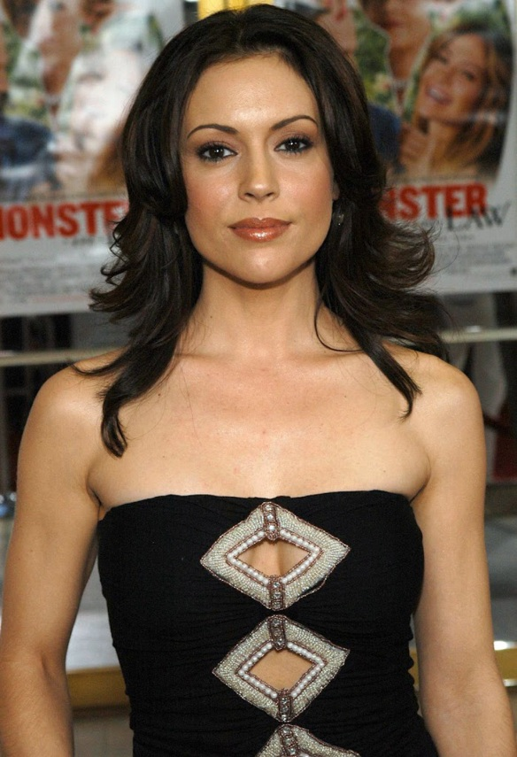 Alyssa Milano Monster-in-Law