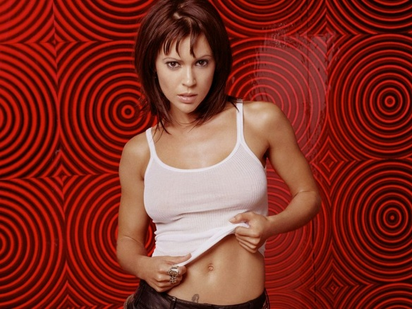 alyssa milano tank top