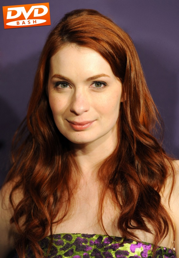 Felicia Day is Felicious ! - DVDbash