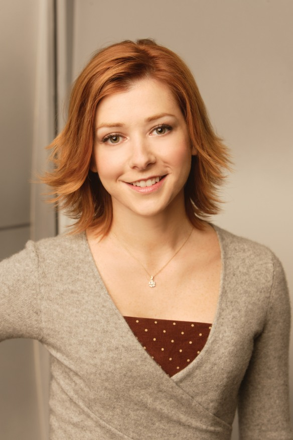 how i met your mother alyson hannigan as lily aldrin