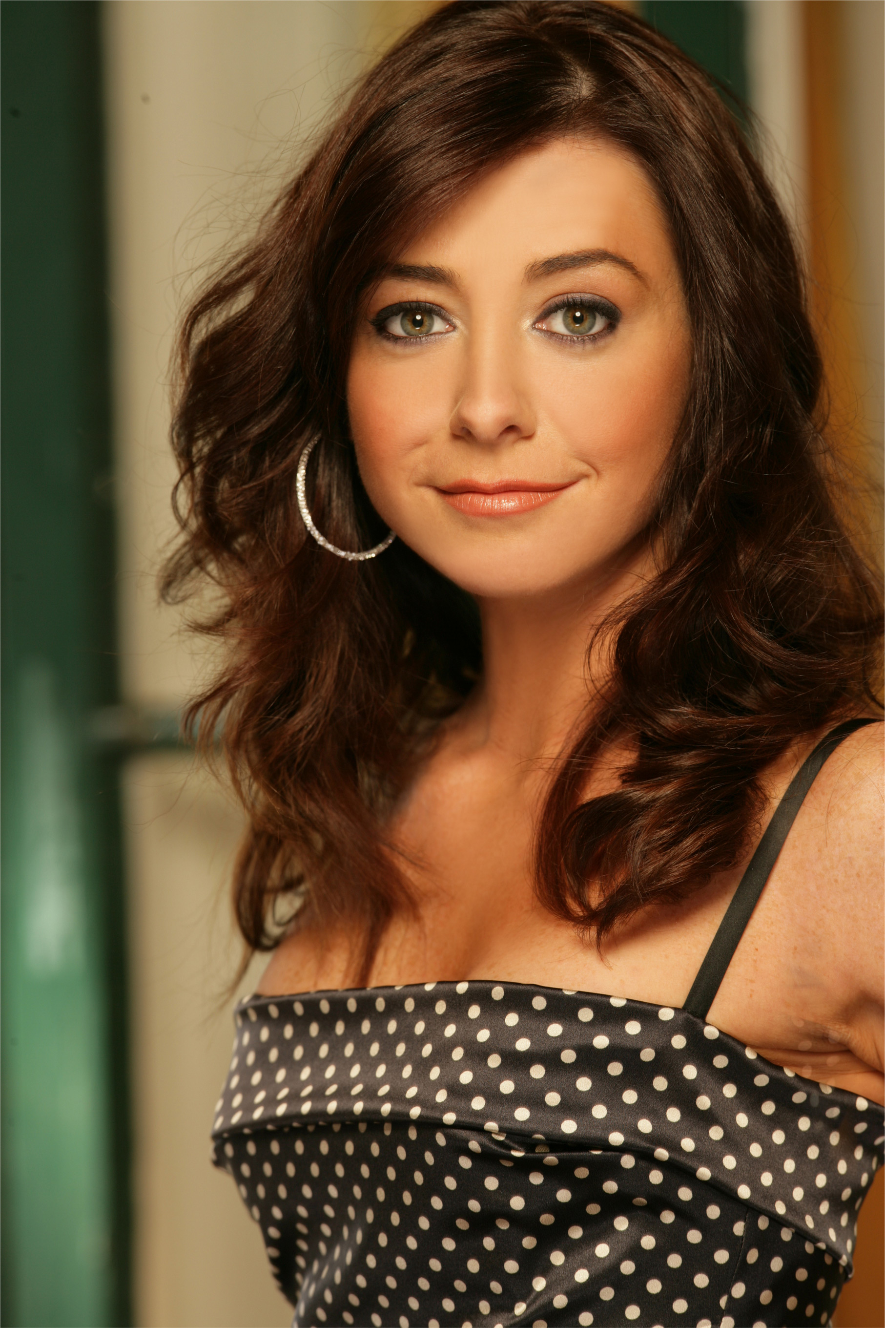 How I Met Your Mother himym Alyson Hannigan Cobie Smulders ...
