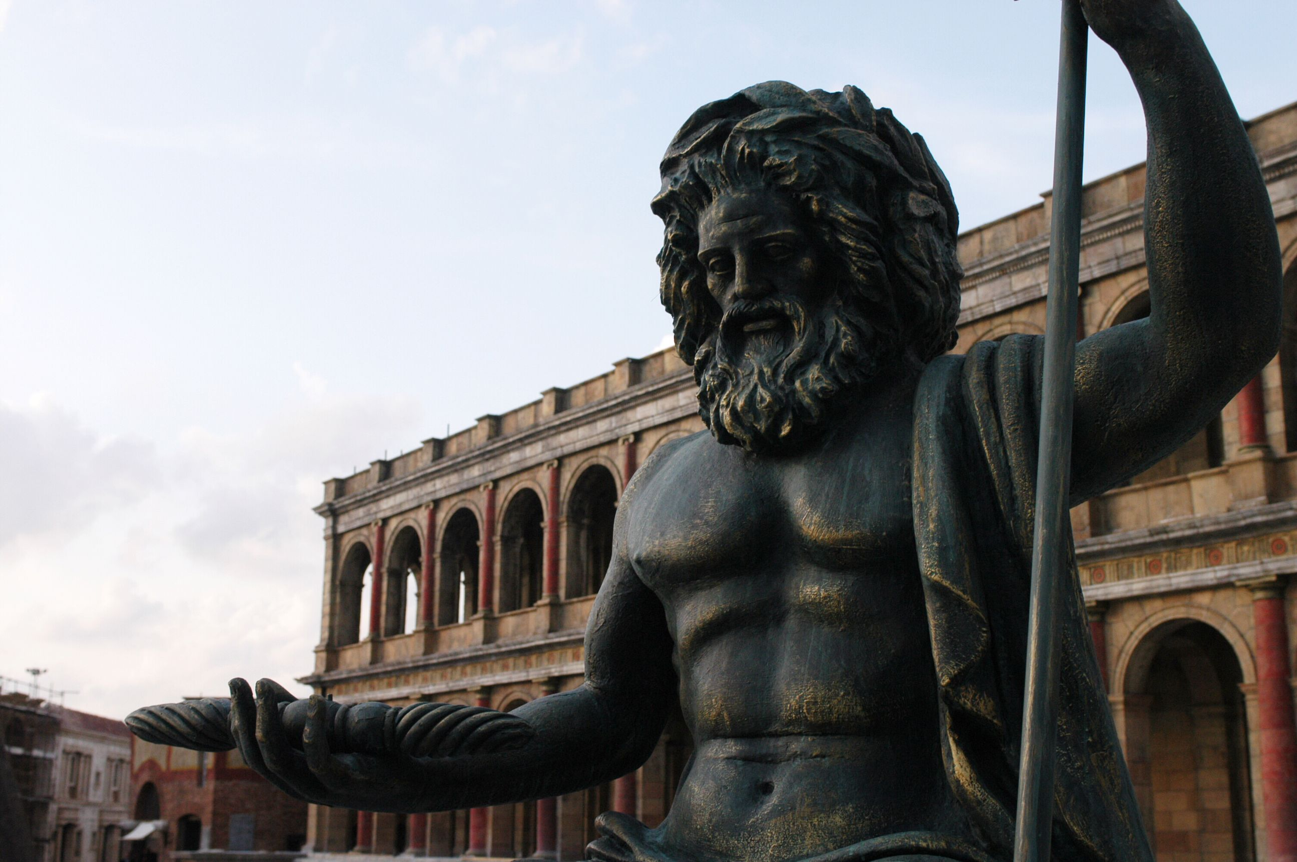 Rome HBO Series