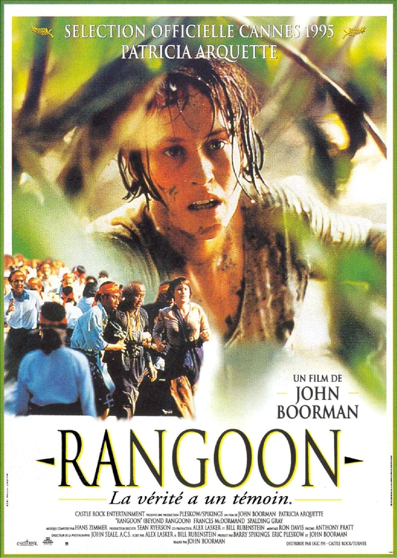 Rangoon – Festival de Cannes 1995