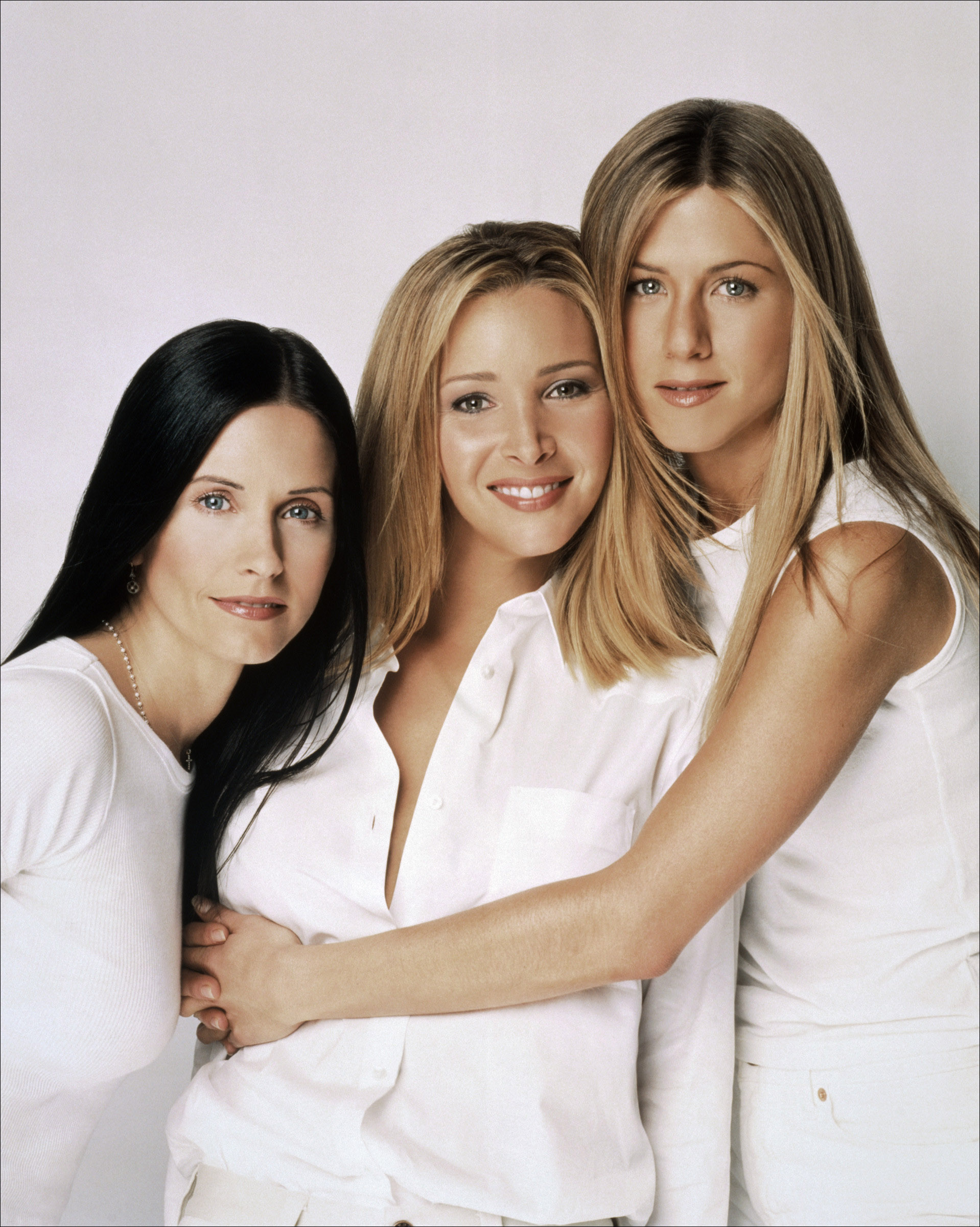 What Kudrow lisa courteney cox jennifer aniston friends can not