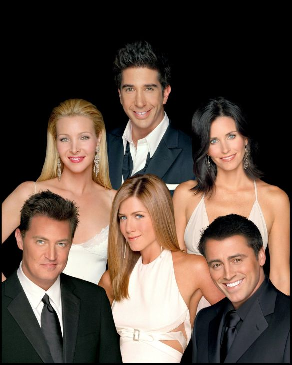 Friends TV Complete DVD Series, Episodes Synopsis