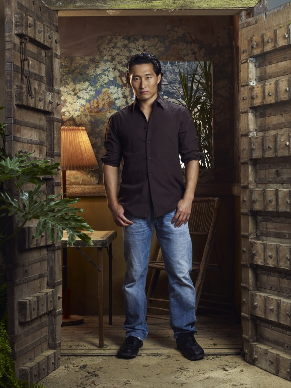 The gallery for --> Daniel Dae Kim And Sons