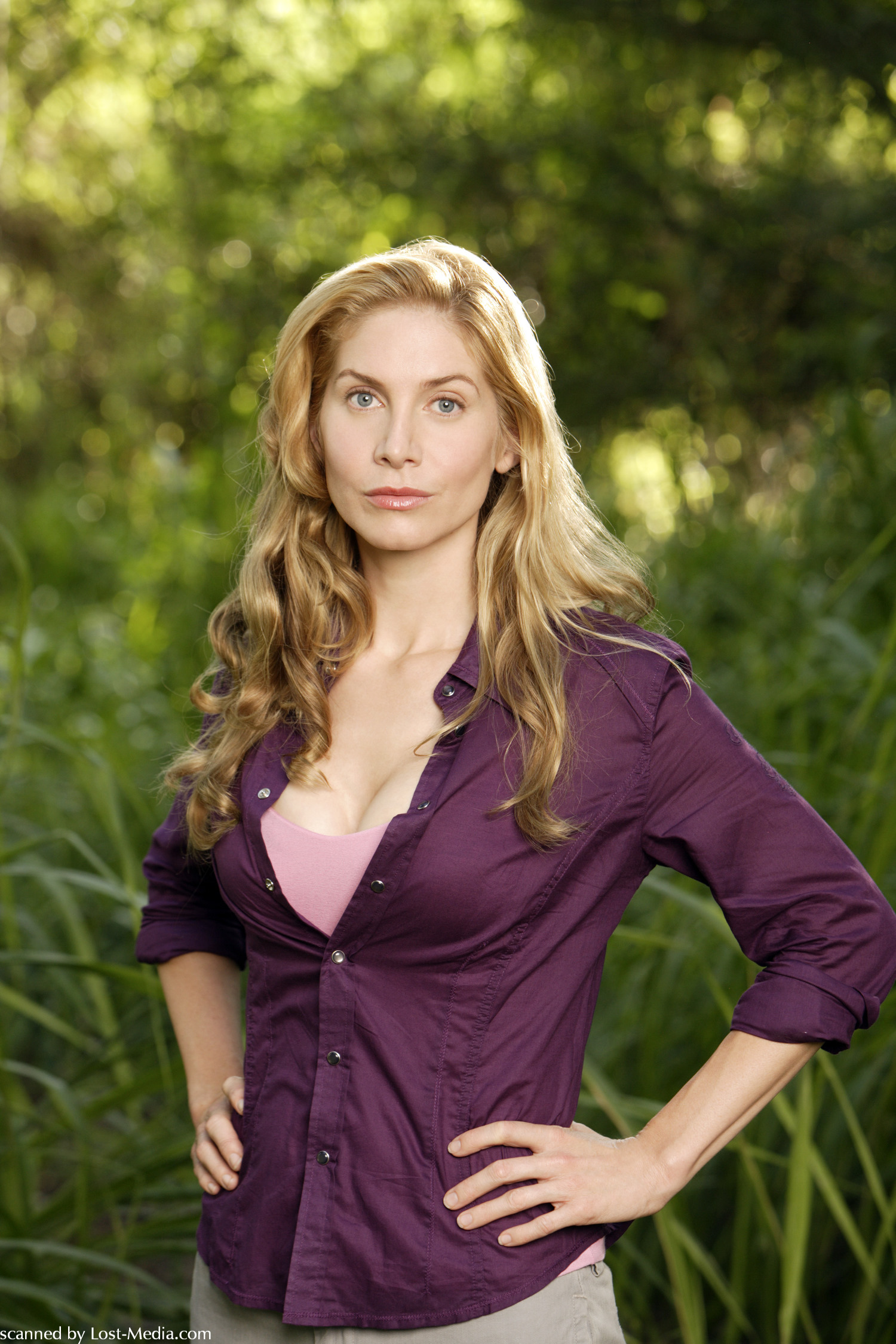 Lost, Elizabeth Mitchell as Juliet Burke | DVDbash