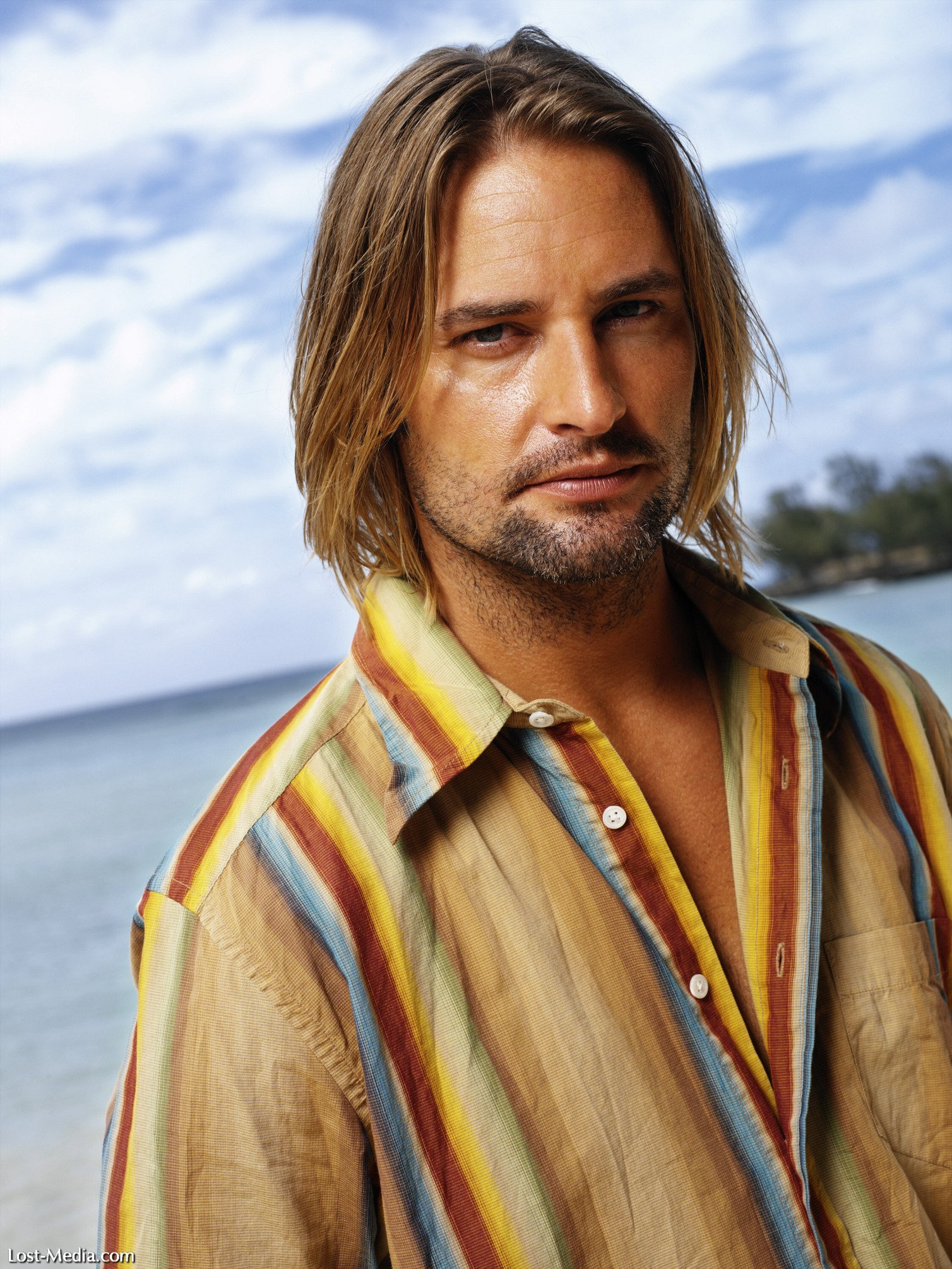 Lost Josh Holloway As Sawyer James Ford Dvdbash