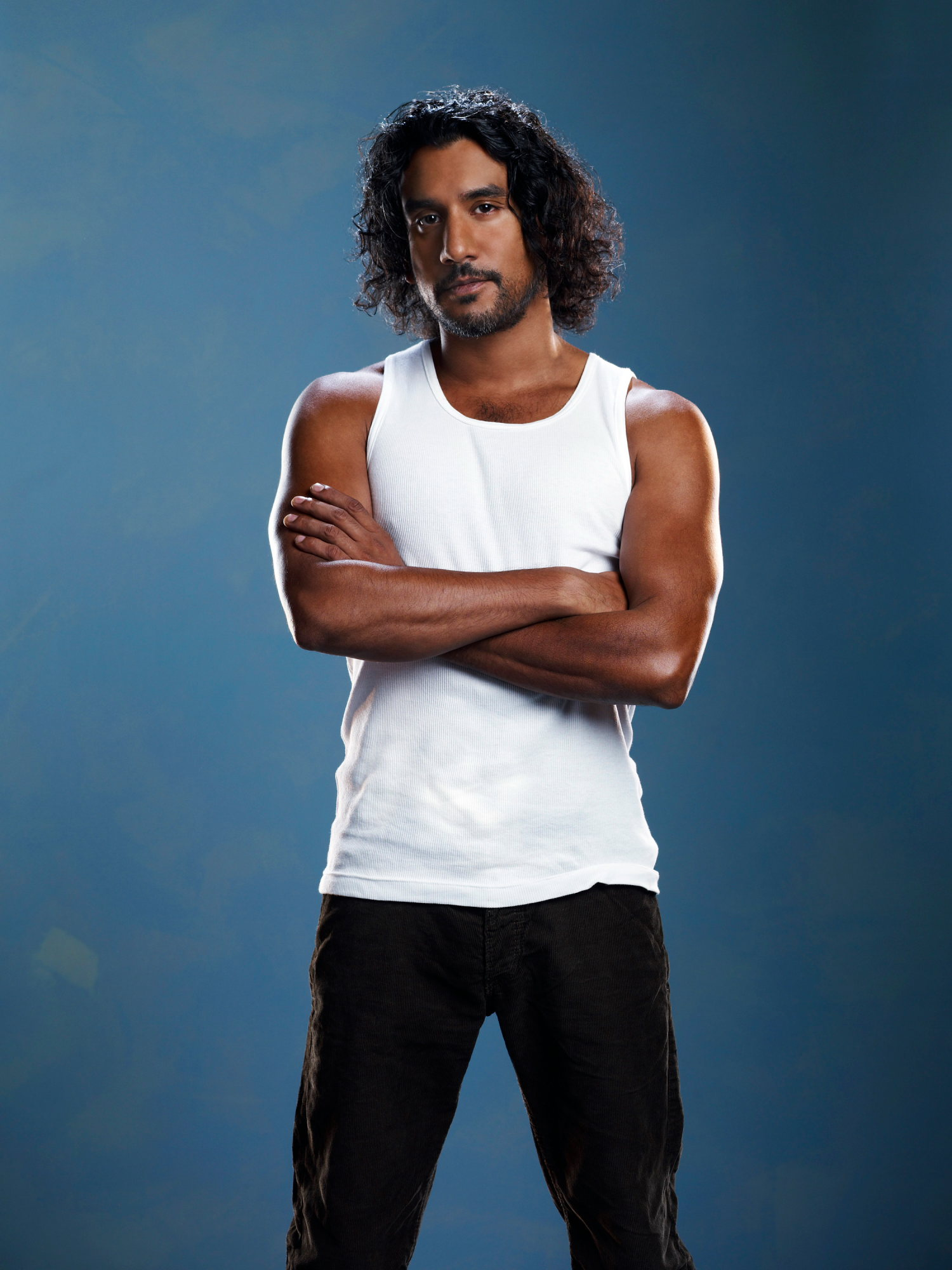 Lost Naveen Andrews As Sayid Jarrah Dvdbash