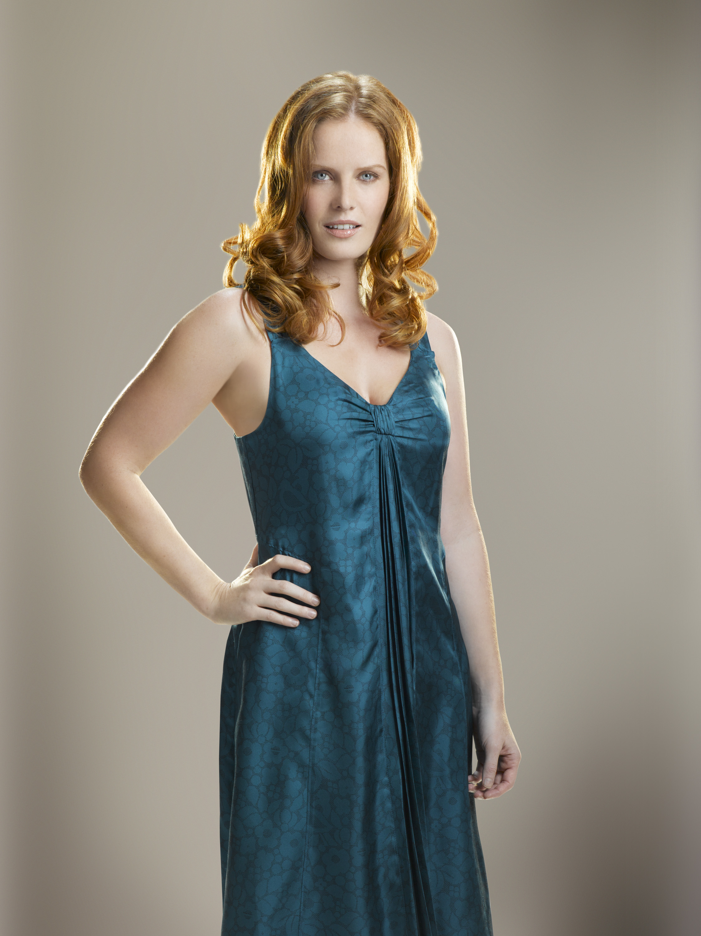 Lost, Rebecca Mader as Charlotte Lewis   DVDbash