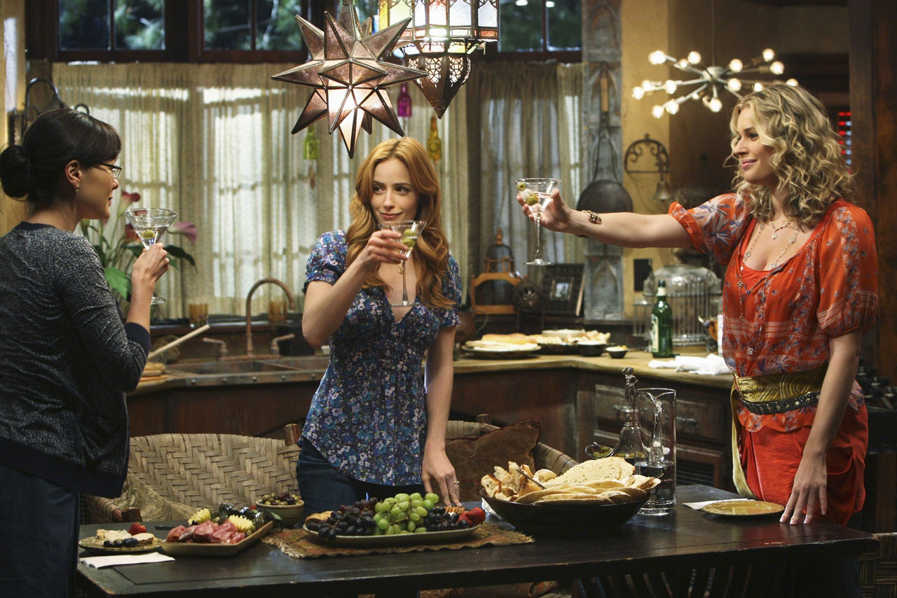 Eastwick tv series starring rebecca romijn lindsay price and jaime ray newman dvdbash - Show the kitchen photos ...