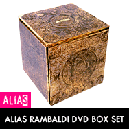 Alias Complete DVD series Rambaldi Artifact Box Set
