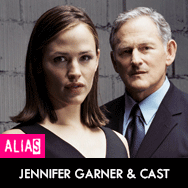 Alias Definitive Gallery Part 2 Jennifer Garner & Cast