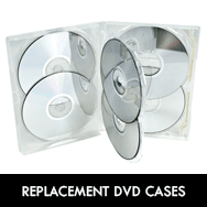 Why are quality Amaray replacement DVD cases so expensive and so rare ?