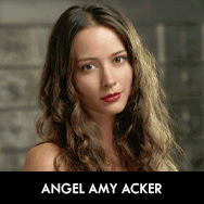 Angel, Amy Acker as Fred and Illyria