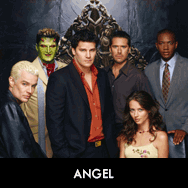 Angel, Buffy's spin-off