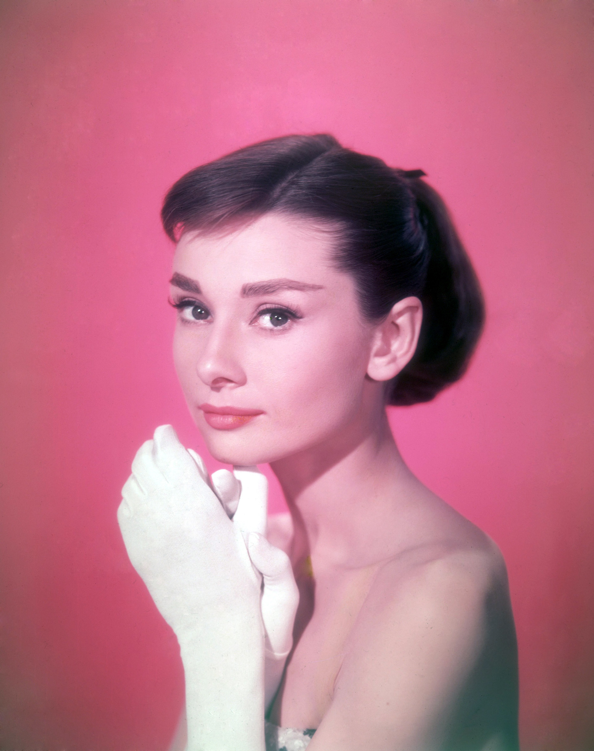 Audrey Hepburn, Funny Face (1957) starring Fred Astaire ...