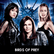 Birds of Prey Ashley Scott Dina Meyer Rachel Skarsten