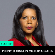 Castle TV Series, Penny Johnson as Victoria Gates