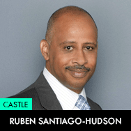 Castle TV Series, Ruben Santiago-Hudson as Roy Montgomery
