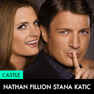 Castle TV Series, Nathan Fillion, Stana Katic and Cast photos