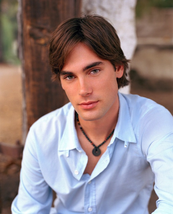 Drew Fuller as Chris Halliwell in Charmed TV Series - dvdbash.wordpress.com