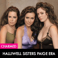 Charmed Halliwell sisters, the Paige era