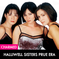 Charmed Halliwell sisters, the Prue era