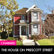 Charmed, the House on Prescott Street
