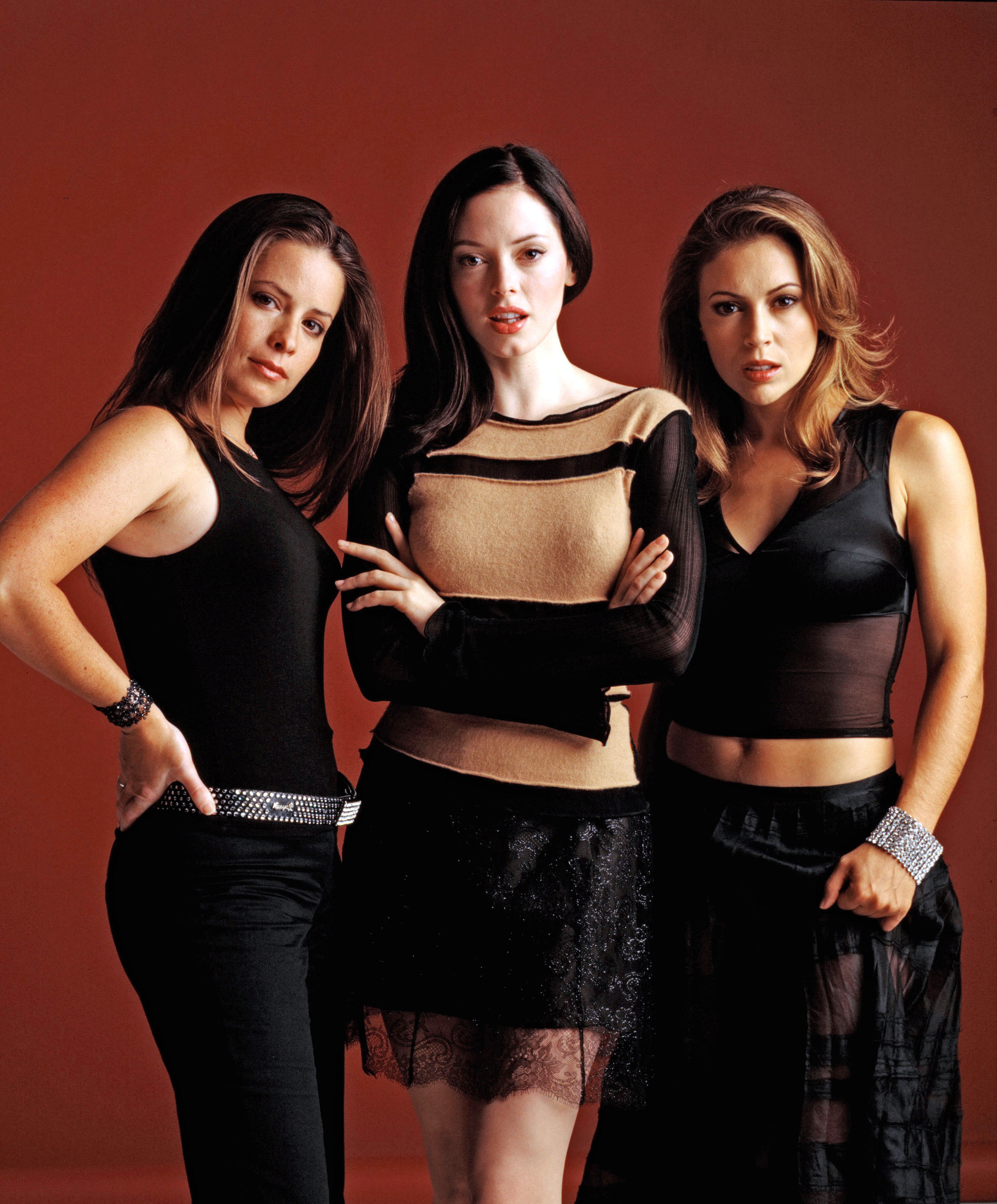 Charmed 2013 Update Photo Gallery  Alyssa Milano, Holly -9367