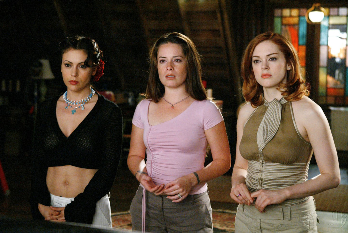 Charmed ones nude