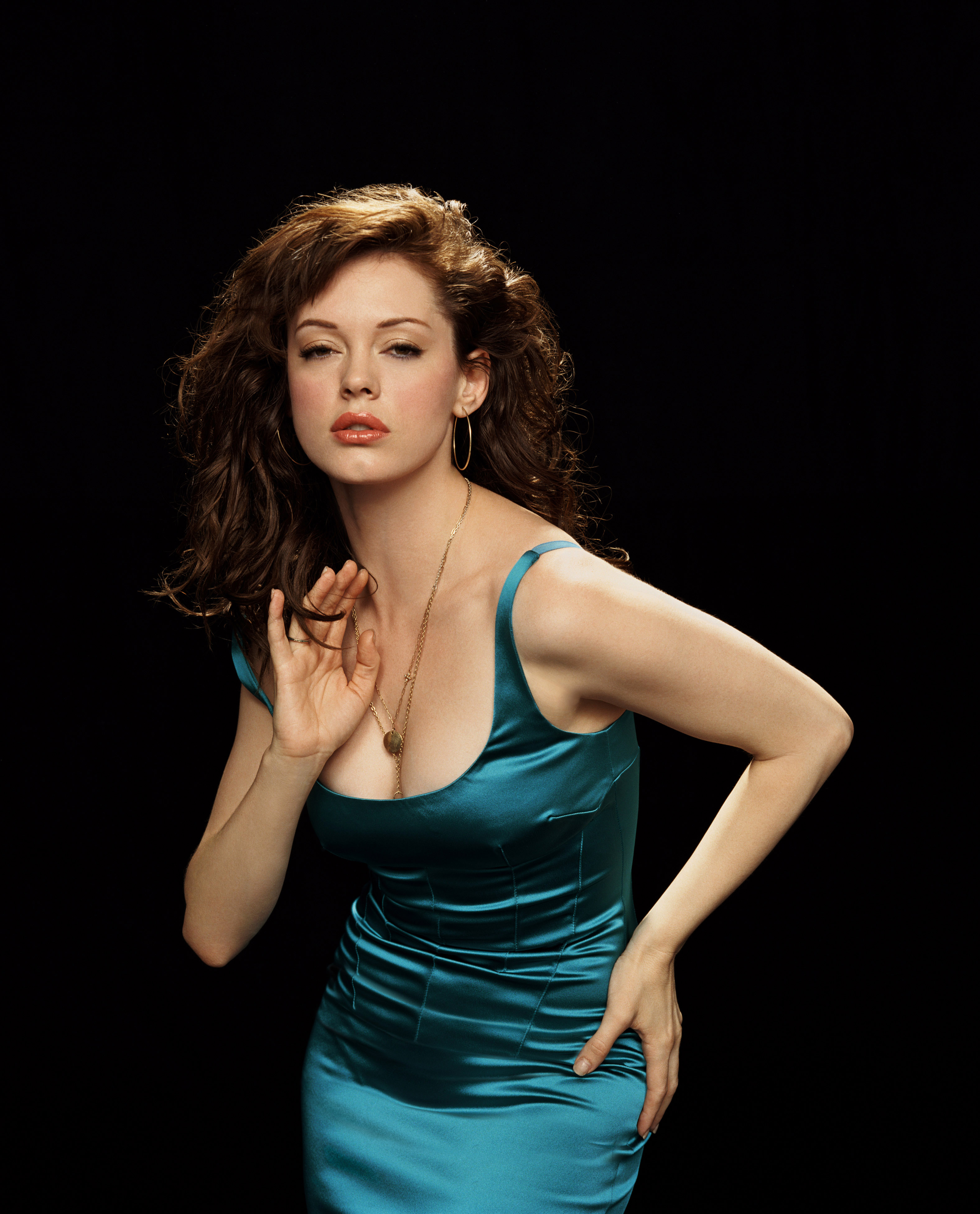 Charmed 2013 Update Photo Gallery Rose Mcgowan As Paige Halliwell