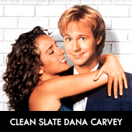 Clean Slate DVD UK Dana Carvey Valeria Golino