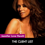 The Client List DVD Jennifer Love Hewitt Cybill Shepherd