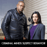 Criminal Minds Suspect Behavior TV Series on DVD