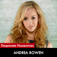 Desperate Housewives, Andrea Bowen as Julie Mayer